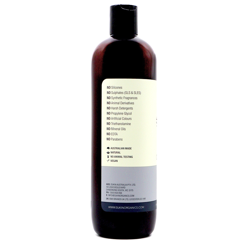 Dầu xả cân bằng dầu Sukin Oil Balancing Conditioner 500ml