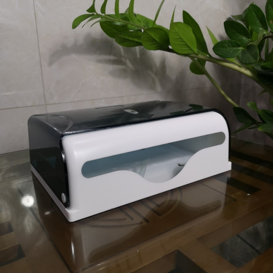 Hộp đựng giấy vệ sinh treo tường, treo nhà vệ sinh công cộng AF10504 Bodoca