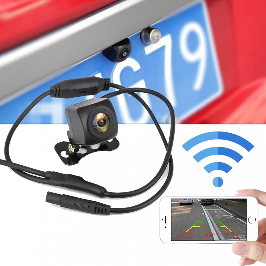 Camera Lùi Kết Nối Wifi Xem Trên Điện Thoại Dành Cho Ô Tô F-Car AZONE