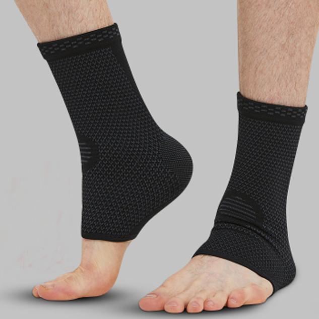1 đôi Băng thun bảo vệ cổ chân, mắt cá chân co dãn 4 chiều
