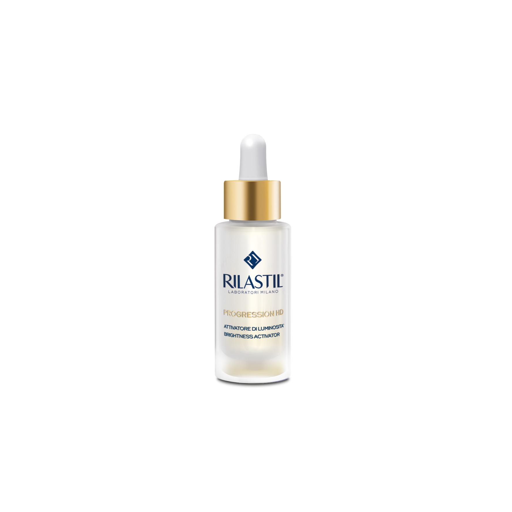 Serum chống lão hóa dưỡng sáng da Rilastil Progression HD Brightness Activator