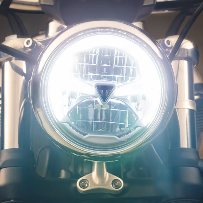 Xe Môtô Triumph SpeedMASTER - Đỏ Đô