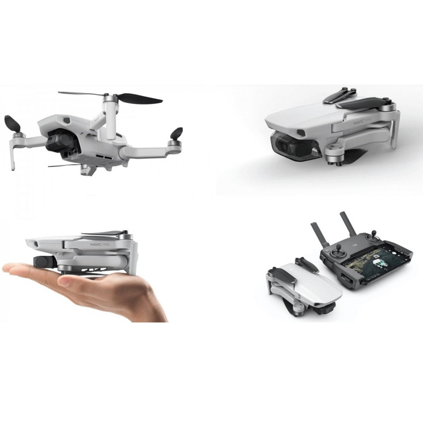 Máy quay DJI Mavic Mini Bản Lẻ (SD5) - hàng nhập khẩu
