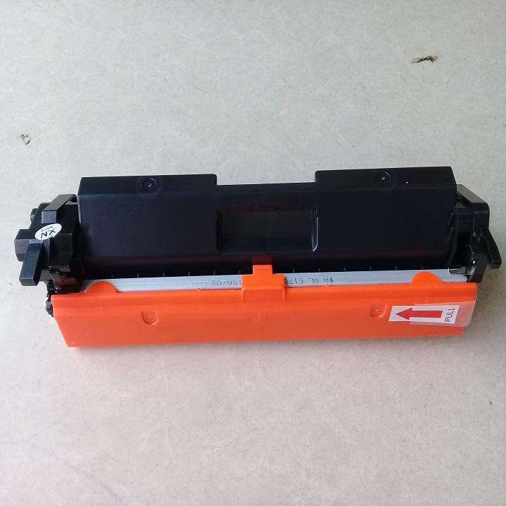 Hộp mực máy in 17a in đẹp, có sẵn chíp Là Cartridge, catrich, toner dùng cho máy in HP Pro M102a, M102w, M129, M130a, M130fn, M132, M133, M134