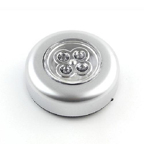 Báo động còi hú bảo vệ nhà cửa cao cấp V4 (Tặng đèn 4 led dán tủ, dán tường, cầu thang đa năng)