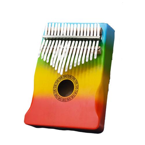 Đàn kalimba 17 phím Rainbow IM568 Tặng túi nhung bảo vệ đàn