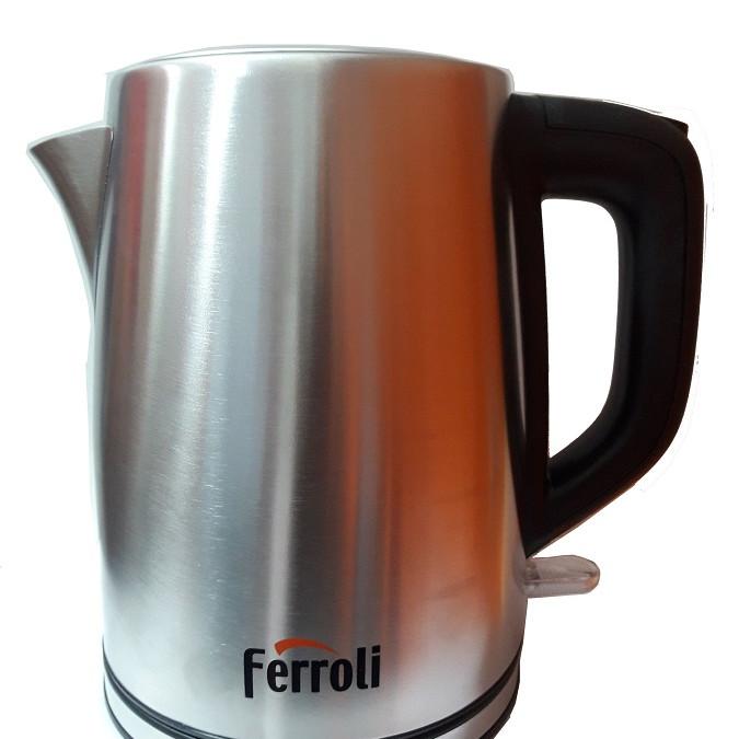 Ấm siêu tốc Ferroli FK1817 dung tích 1.7 L (hàng chính hãng)