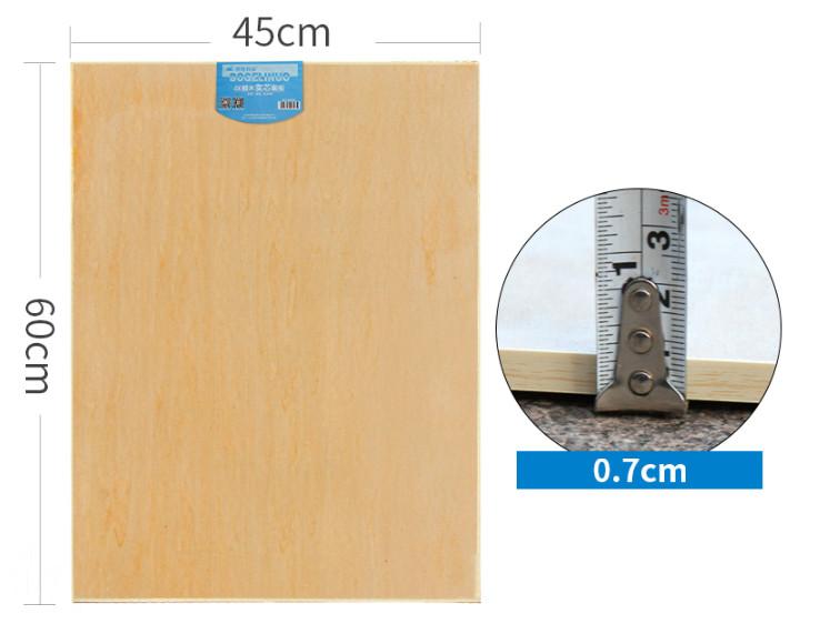 Bảng gỗ A2 kê giấy hoặc để treo lên giá vẽ