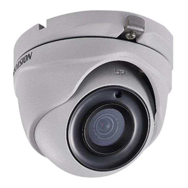 Camera hình bán cầu hồng ngoại 20m trong nhà 3.0 MP Hikvision DS-2CE56F1T-ITP HD-TVI - Hàng nhập khẩu
