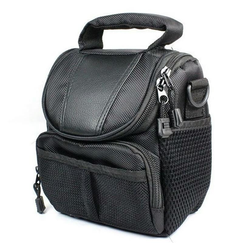 Túi đựng máy ảnh cho Nikon D3400, D5500, Canon EOS 750D, 1200D và các dòng mirroless- Hàng nhập khẩu