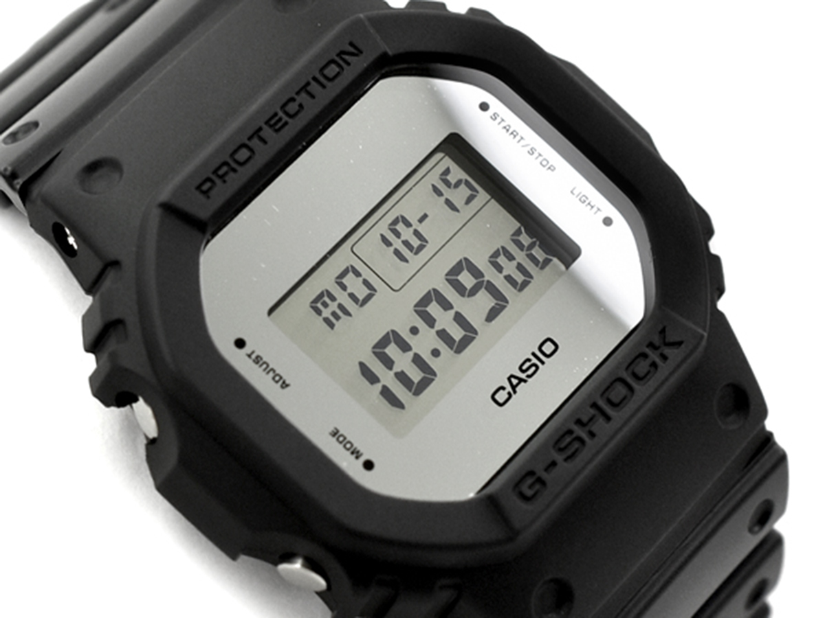 Đồng hồ nam dây nhựa Casio G-SHOCK DW-5600BBMA-1DR