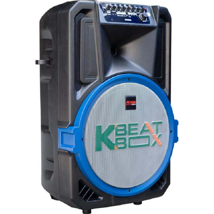 Loa kéo Acnos CB15E Bluetooth, Loa bass 4 tấc - Chính Hãng Acnos