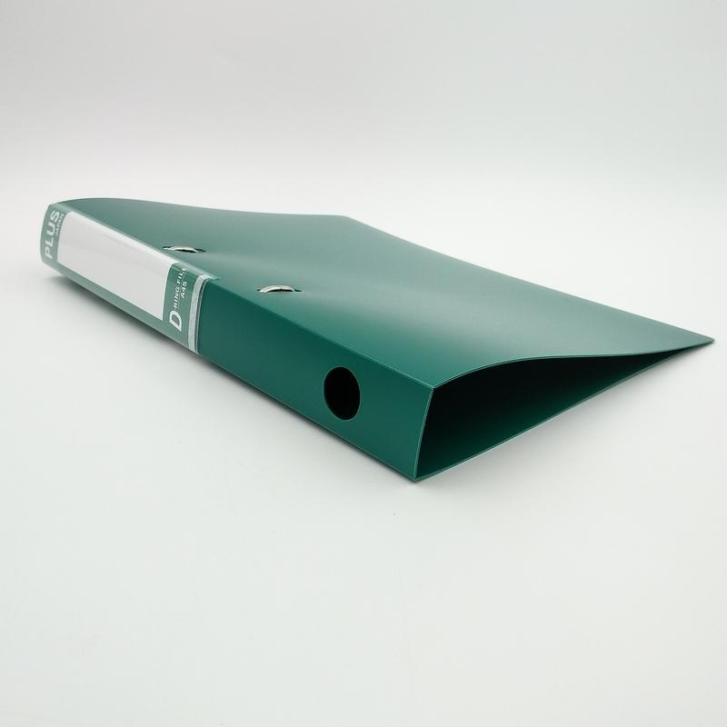 Bìa Còng D Plus (26mm) 82-V128C - Xanh Lá