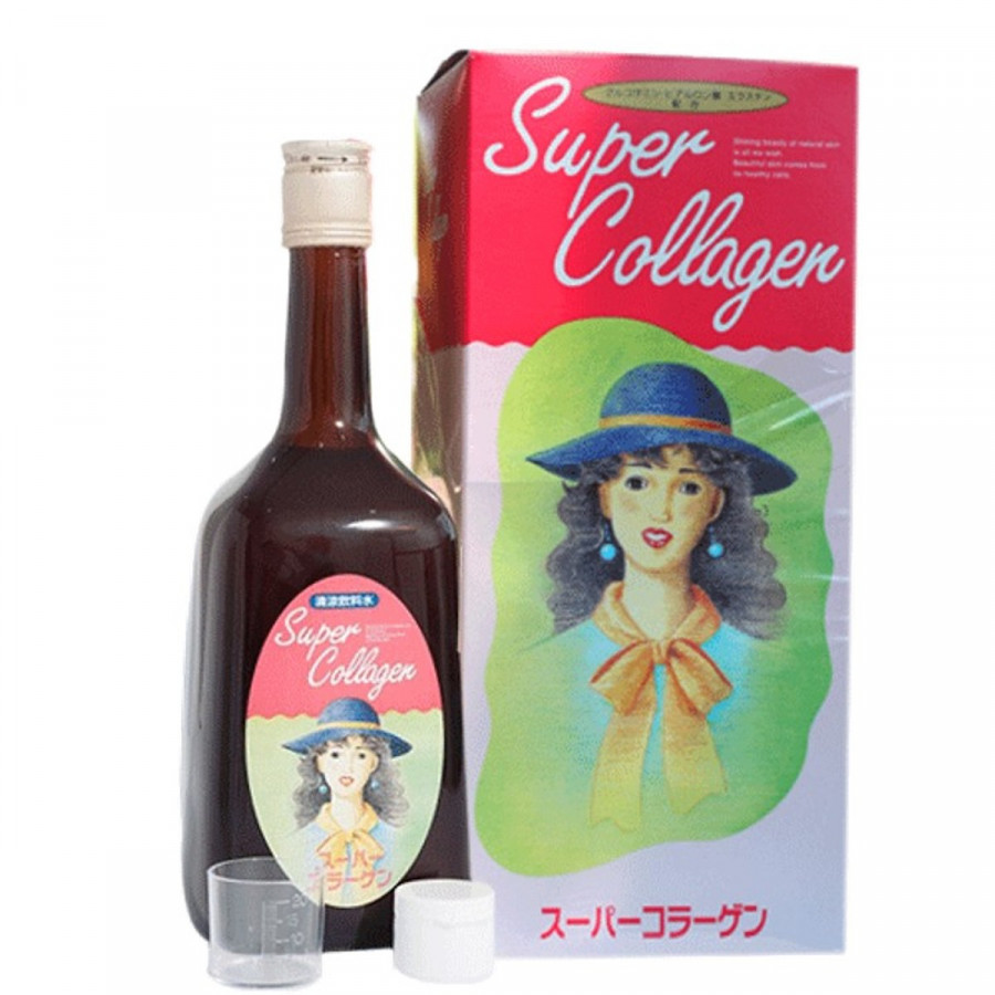 Thực phẩm chức năng Super Collagen Fuji dạng nước (750ml) - Nhập khẩu Nhật Bản