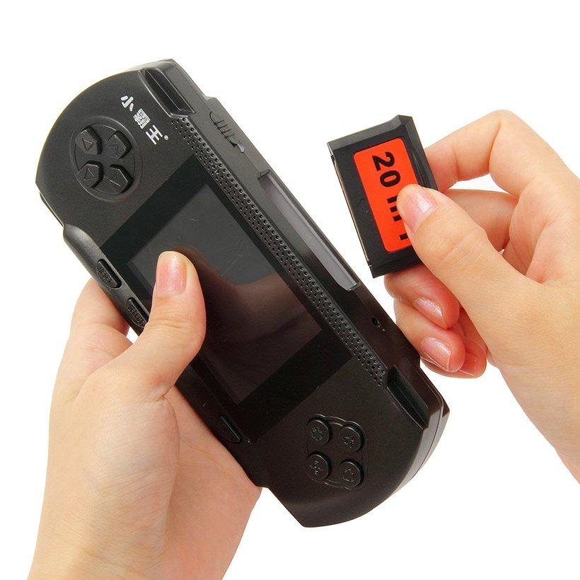 Máy Chơi Game 4 Nút Cầm Tay 300 Trò RS-80
