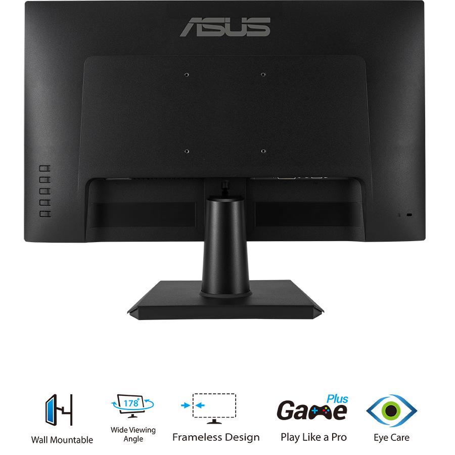 Màn Hình ASUS VA24EHE 24 IPS Full HD (1920x1080) 5ms 75Hz Viền Mỏng Bảo Vệ Mắt - Hàng Chính Hãng
