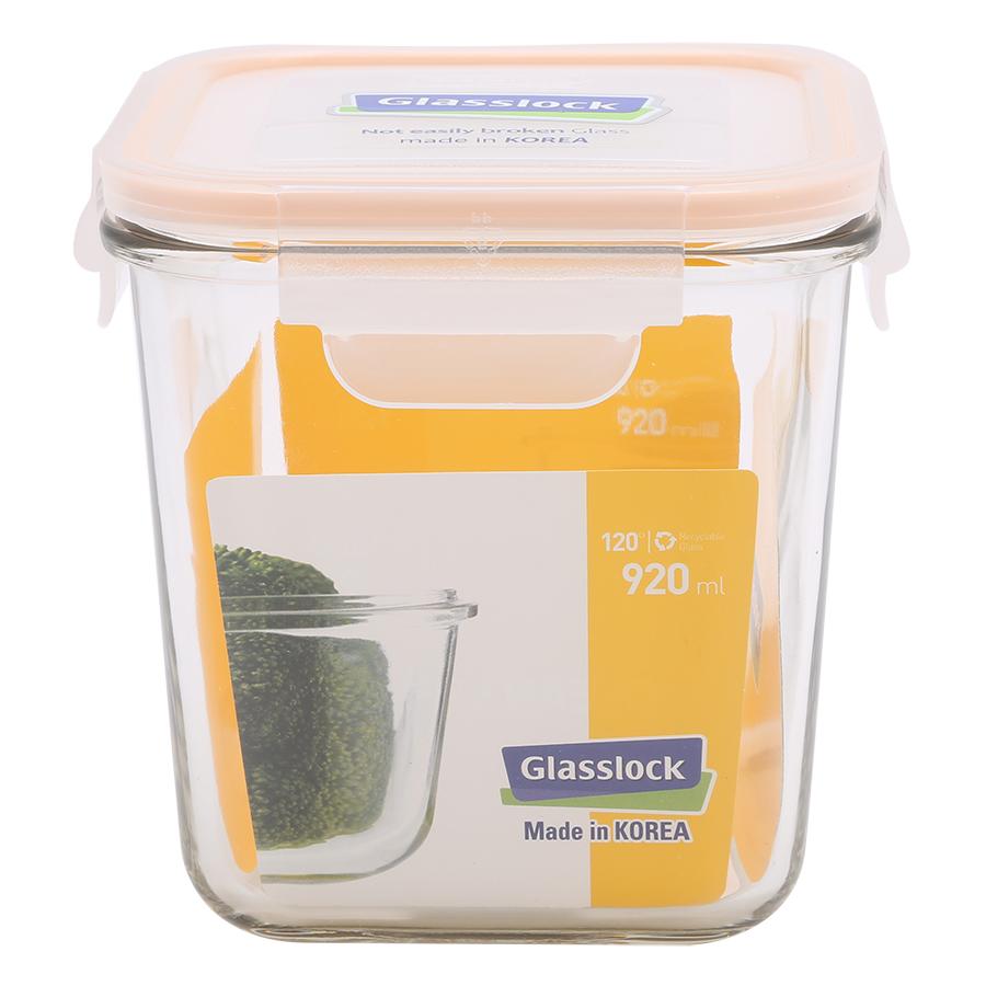 Bộ 3 Hộp Thủy Tinh Glasslock GL999 (720 + 920 + 1020 ml)
