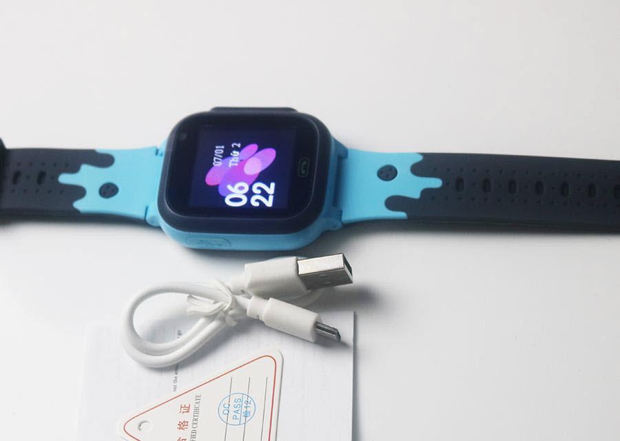 Đồng hồ thông minh theo dõi trẻ em có định vị từ xa, cảnh báo SOS, Camera, Nghe gọi 2 Chiều - hàng nhập khẩu