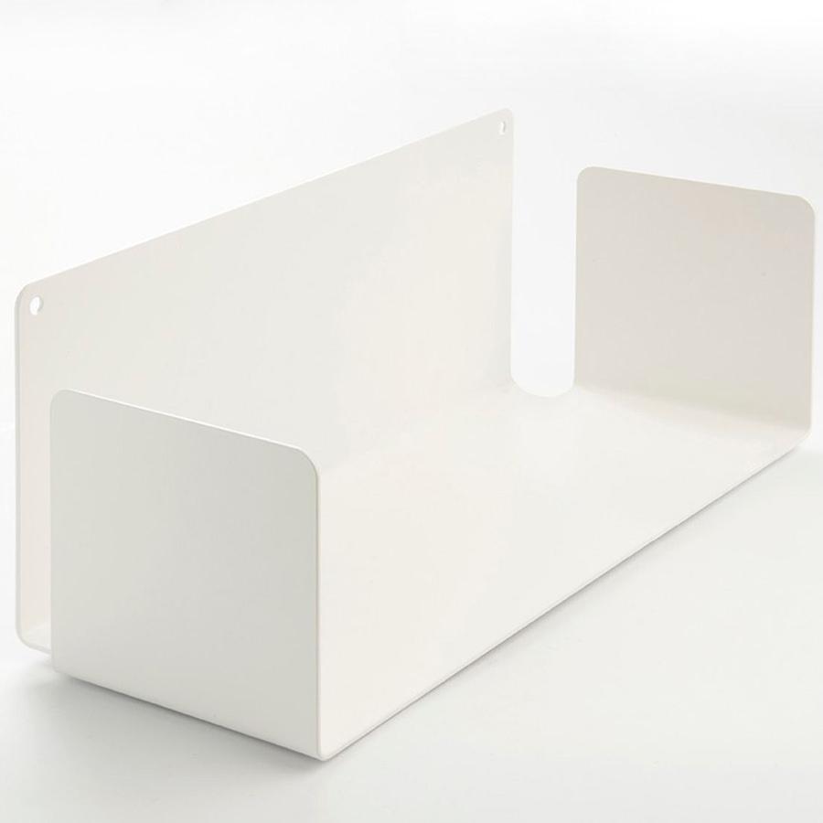 Kệ đĩa CD chữ U60 (Set 2) - Đen