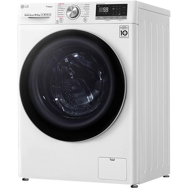 Máy giặt LG Inverter 10.5 kg FV1450S3W - Chỉ giao Hà Nội