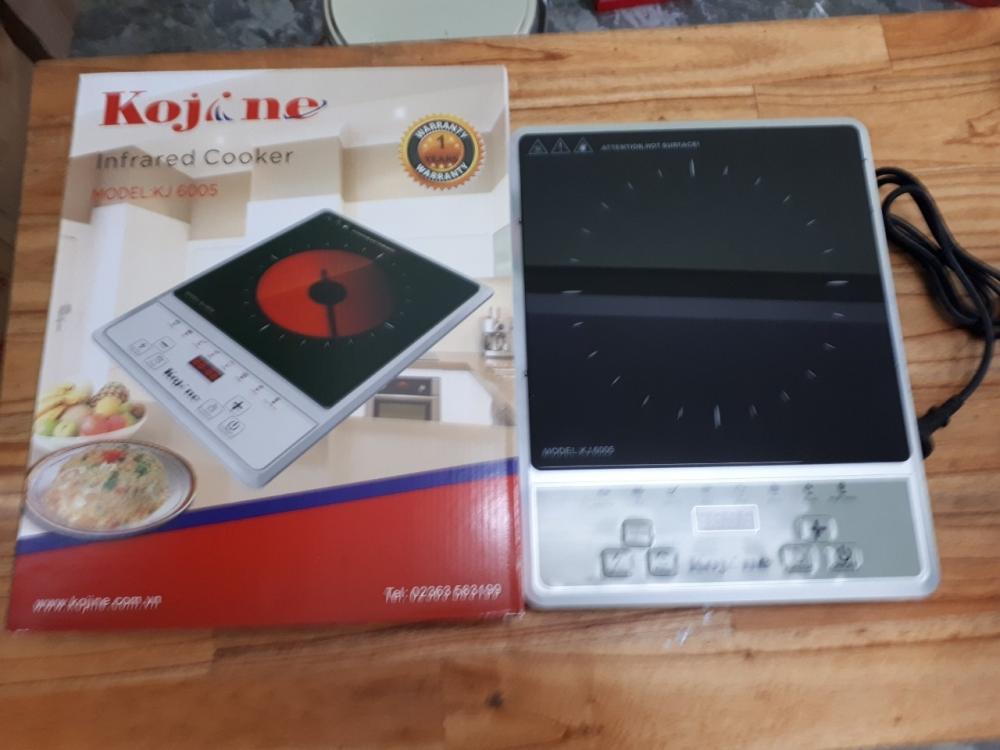Bếp hồng ngoại đơn Kojine chính hãng Kj6005
