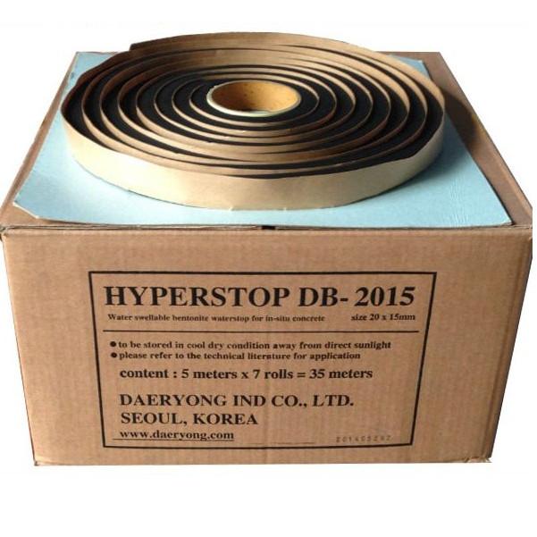 Trương Nở Hyper Stop DB 2015 - 1 Mét/Cuộn - Dễ thi công, tiện sử dụng - Sản phẩm mềm dễ quấn, ECOMART - EC0MART, VMIX VN - VMIX VIET NAM