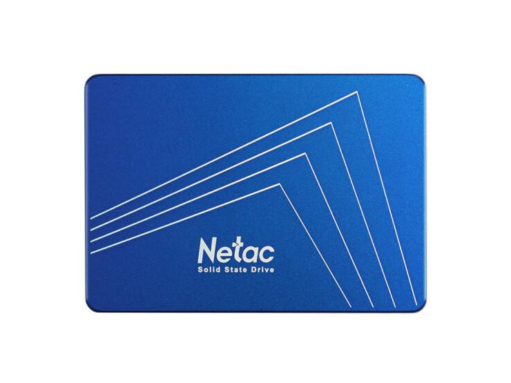 Ổ CỨNG SSD NETAC 128GB SATA3 HÀNG CHÍNH HÃNG