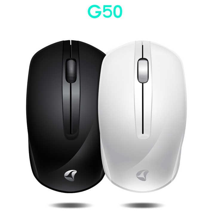 Chuột không dây G50 (Công nghệ tiết kiệm pin) - lk1984 - giao màu ngẫu nhiên