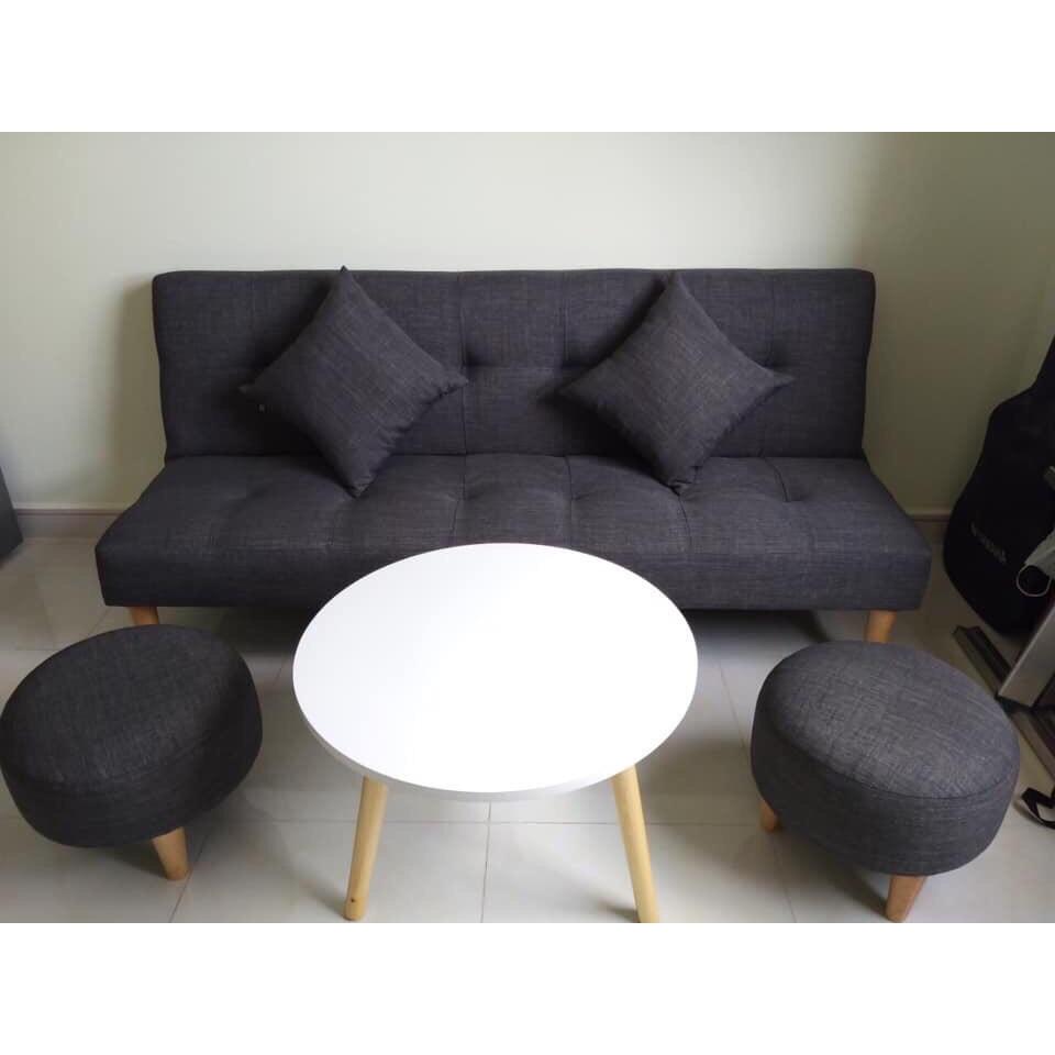 Ghế sofa giường Linco sofa bed phòng khách SB19