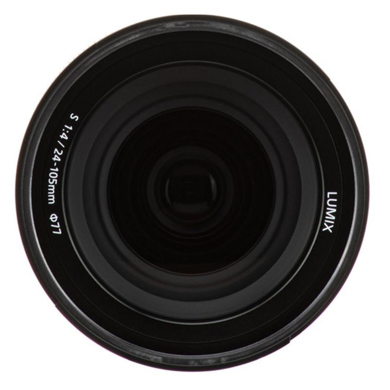 Ống Kính Panasonic Lumix S 24-105mm F4 Macro O.I.S. - Hàng Chính Hãng