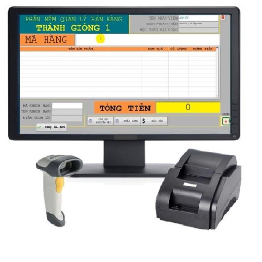 Phần mềm quản lý bán hàng THÁNH GIÓNG
