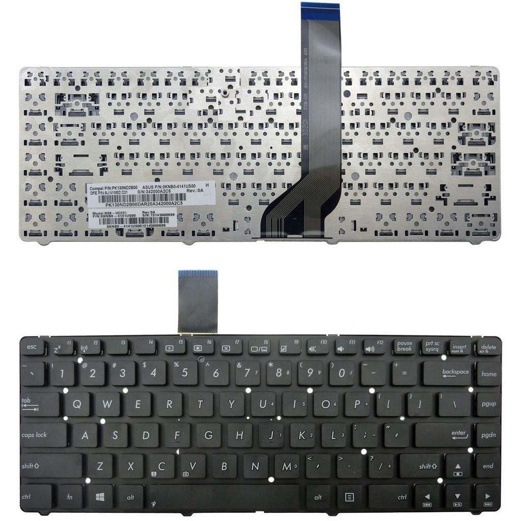 Bàn phím dành cho Laptop Asus S46, S46C, S46CA, S46CB, S46CM