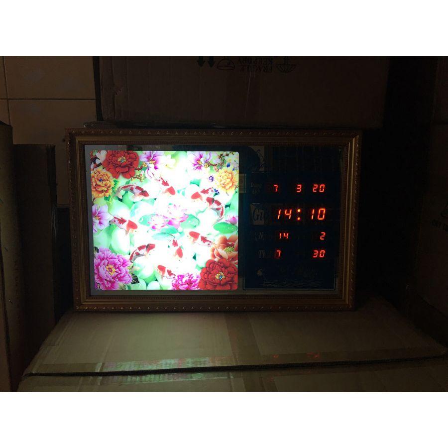Đồng hồ lịch vạn niên Cát Tường 55004