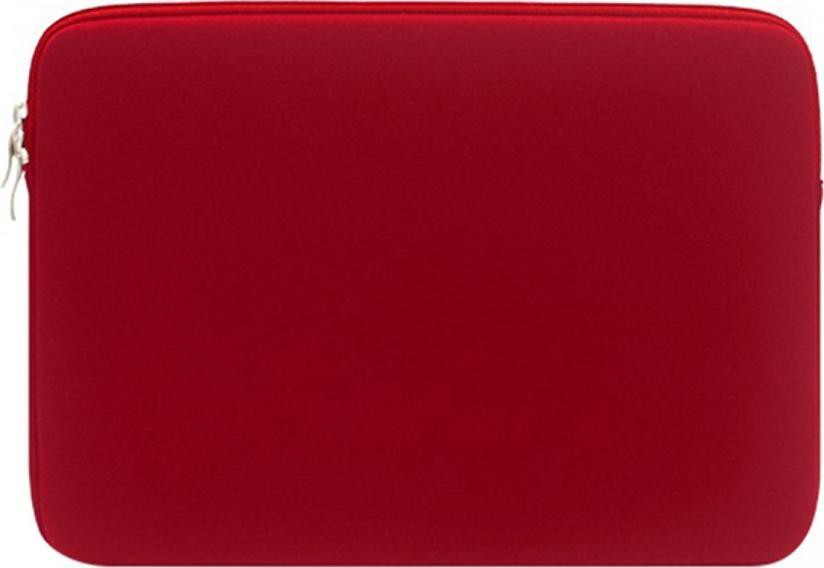 Túi Chống Sốc Laptop Shyiaes Cao Cấp - Màu Đỏ - 14 inch