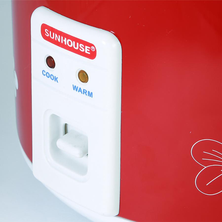 Nồi Cơm Điện Sunhouse SHD 8601 (1.8L) - Hàng chính hãng