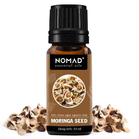 Dầu Hạt Chùm Ngây Nguyên Chất Nomad Moringa Seed Oil
