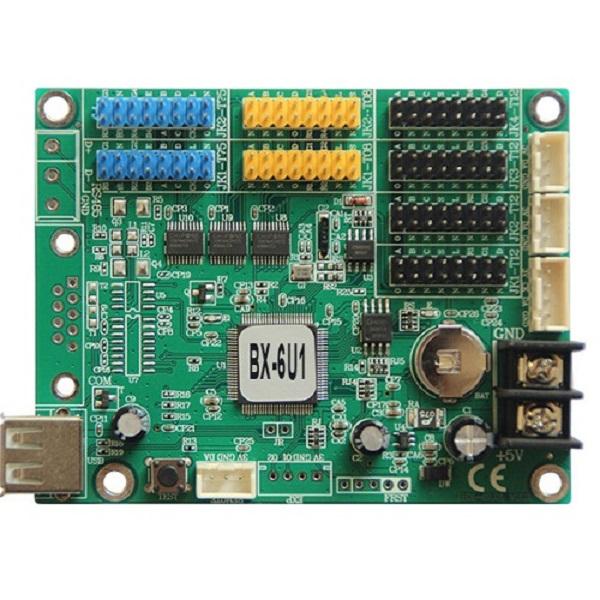 BX - 6U1 - Module 1 màu, 3 màu, full màu