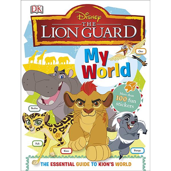 Disney The Lion Guard My World