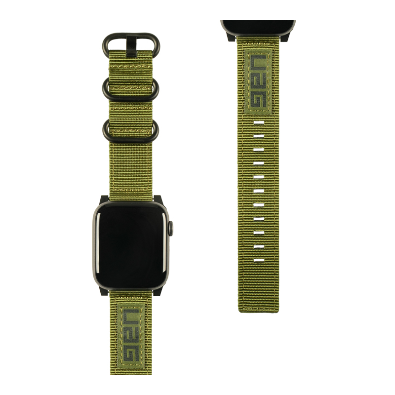 Dây đeo dành cho Apple Watch UAG NATO Series - hàng chính hãng