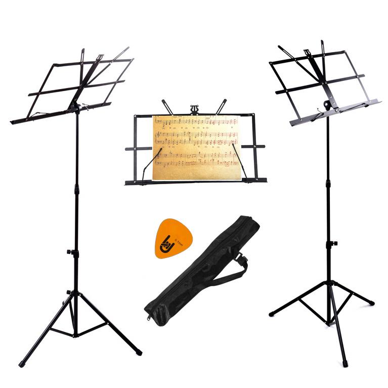 Giá để sách bản nhạc AT-20 - Music Stands có bao đựng - Kèm Móng Gảy DreamMaker