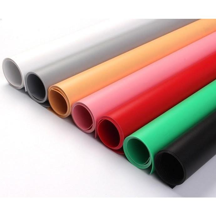 Phông nền nhựa PVC chụp ảnh sản phẩm màu cafe