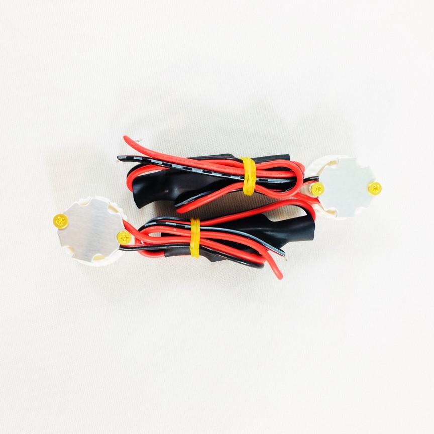 Bộ đèn led trợ sáng mini gắn xe máy Greennetworks