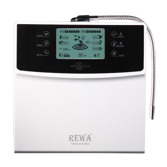 Máy Lọc Và Tạo Nước Điện Giải (Ion Kiềm - Alkaline Water Lonizer) RW-AK-9000 - Hàng Chính Hãng