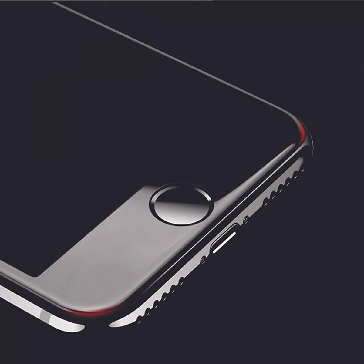 Cường lực cho iphone 8plus full màn hình,chống vân tay