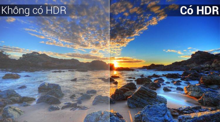 Công nghệ HDR trên Android Tivi TCL 32 inch 32S6500