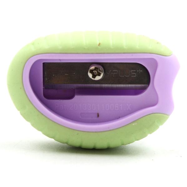 Chuốt Chì 1 Lỗ Bugle Pastel New SX130130 - Xanh Lá Tím