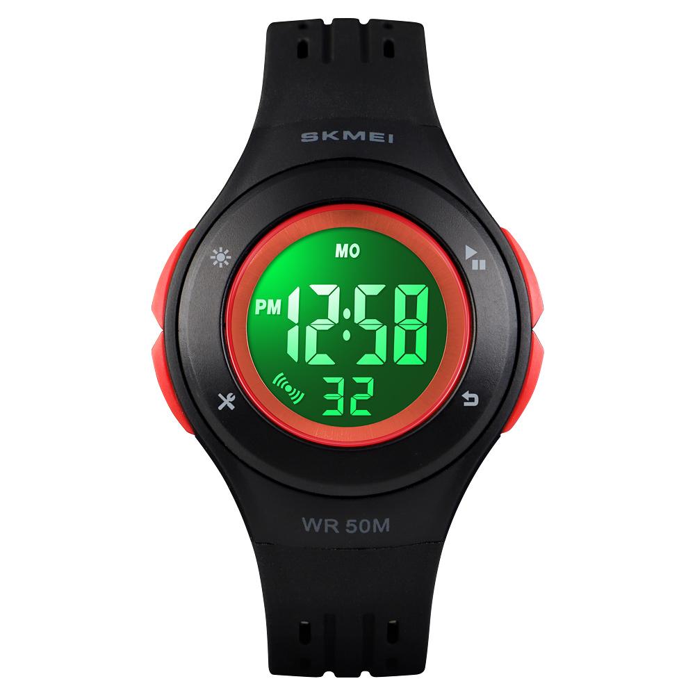 Đồng hồ đeo tay Skmei - 1455BK-Hàng Chính Hãng