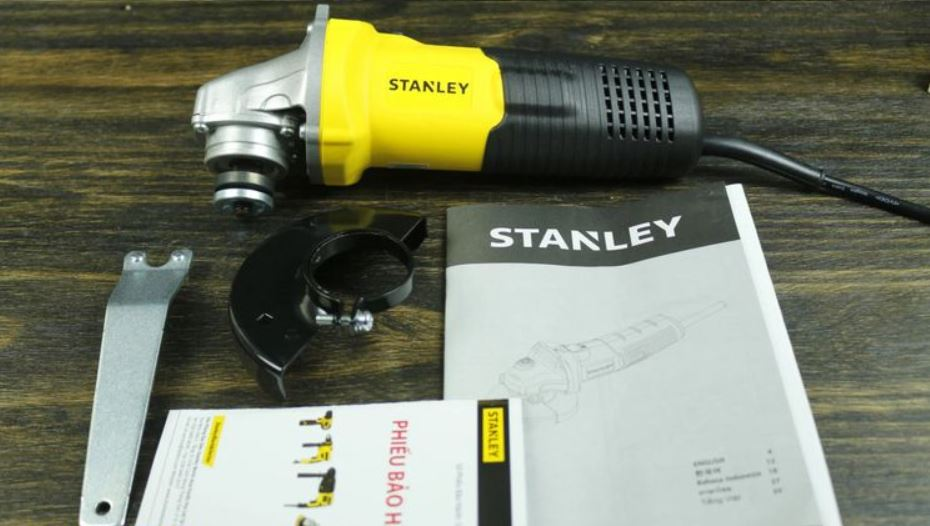 100mm Máy mài góc 580W Stanley STGS 5100