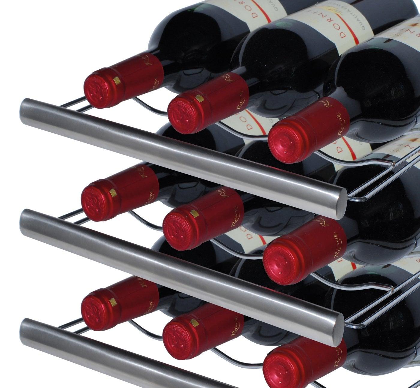 Tủ Bảo Quản Rượu vang CASO WineDuett Touch 21 SC-21A3 - Hàng Nhập Khẩu Đức