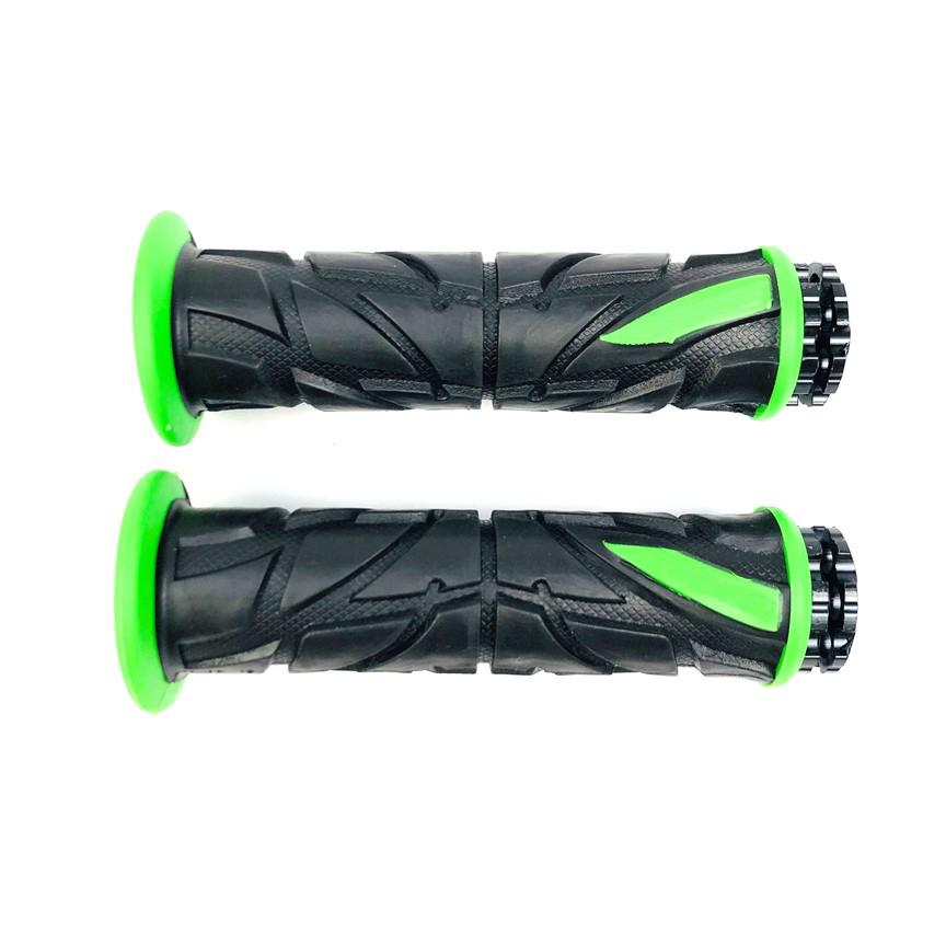 Cặp bao tay gù Spider cho xe máy ( xanh lá ) Green Networks Group